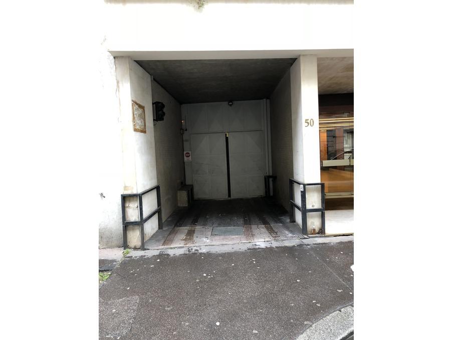 location parking 16eme