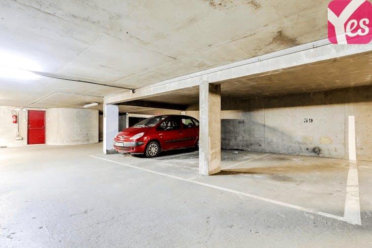 location parking 17eme