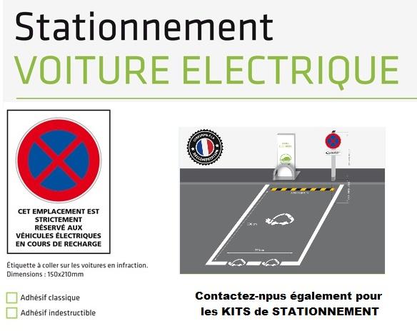 location parking electrique