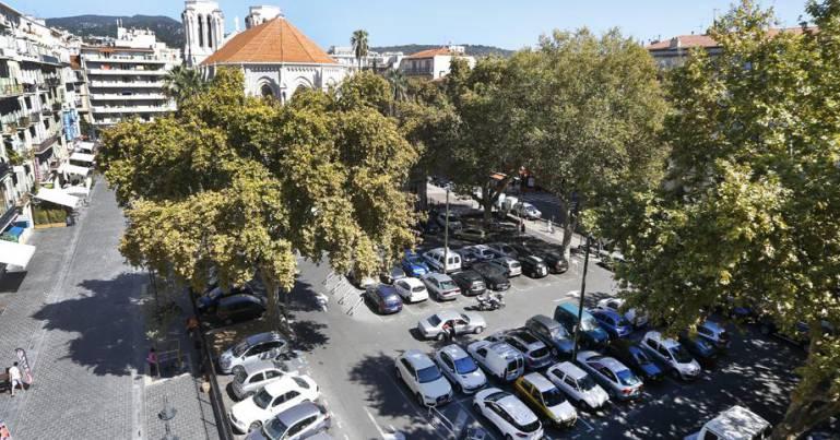 location parking gambetta nice
