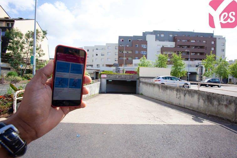 location parking houilles