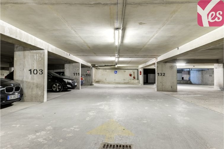 location parking journee