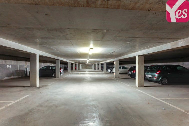 location parking paris une semaine