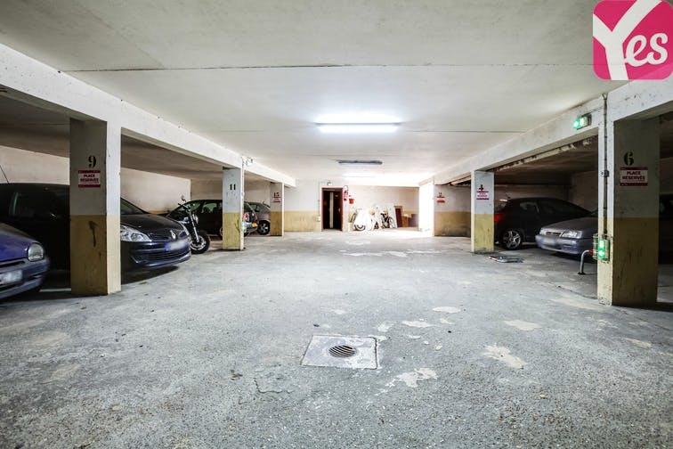 location parking paris une semaine