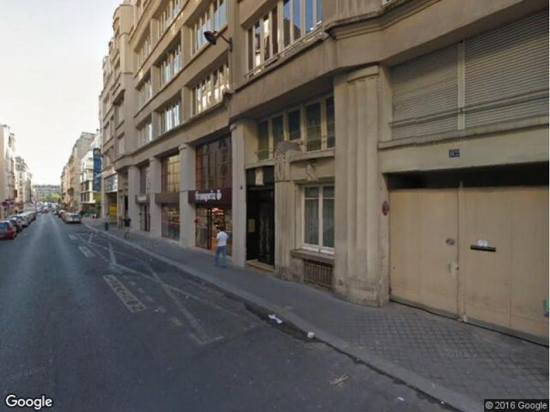 location parking rue cardinet