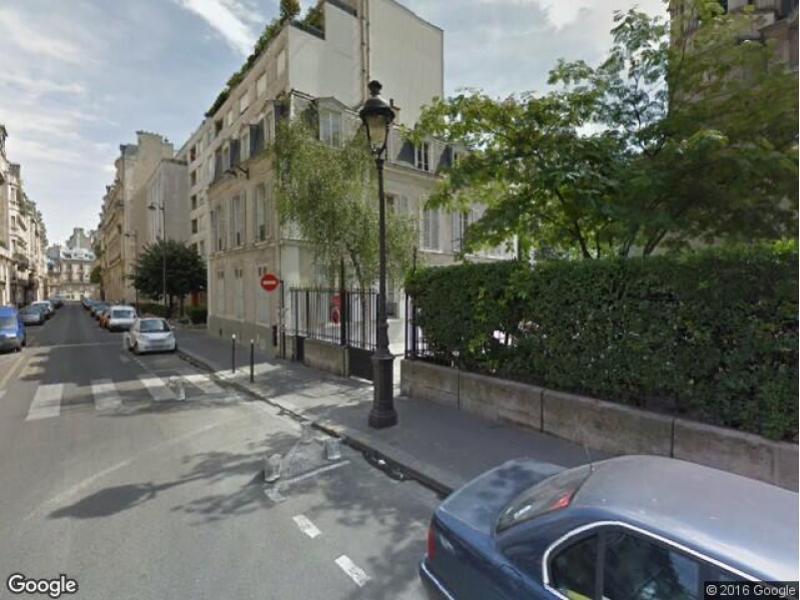 location parking rue de monceau