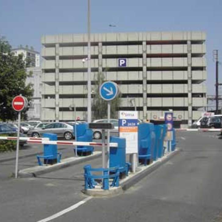location parking tours nord