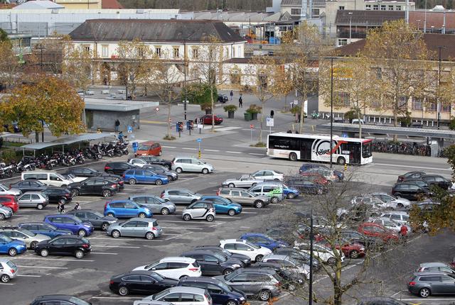 location parking yverdon