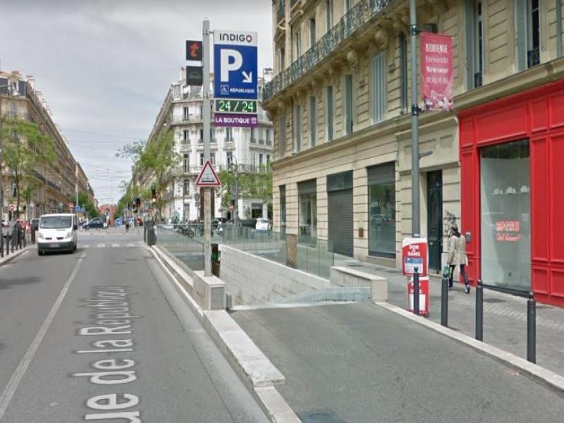 place parking 13001