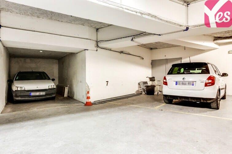 place parking 14eme