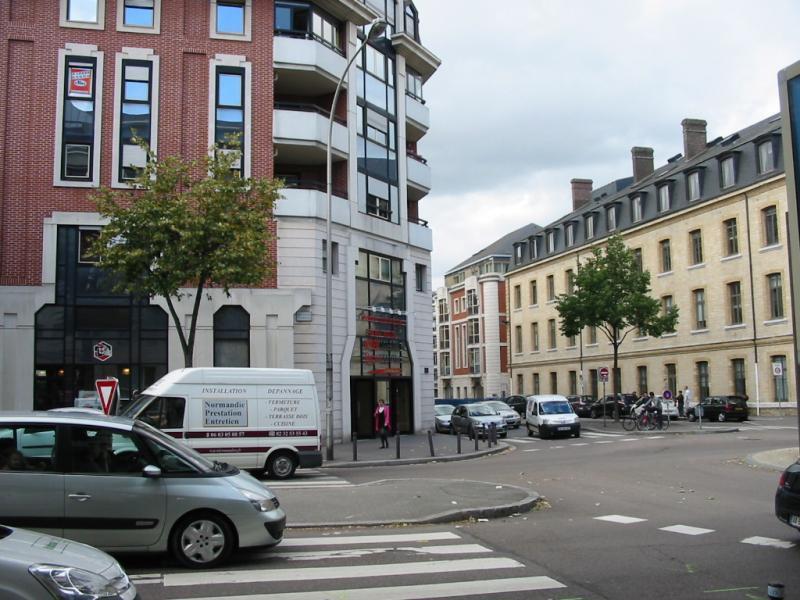 place parking a vendre rouen