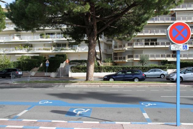 place parking cannes