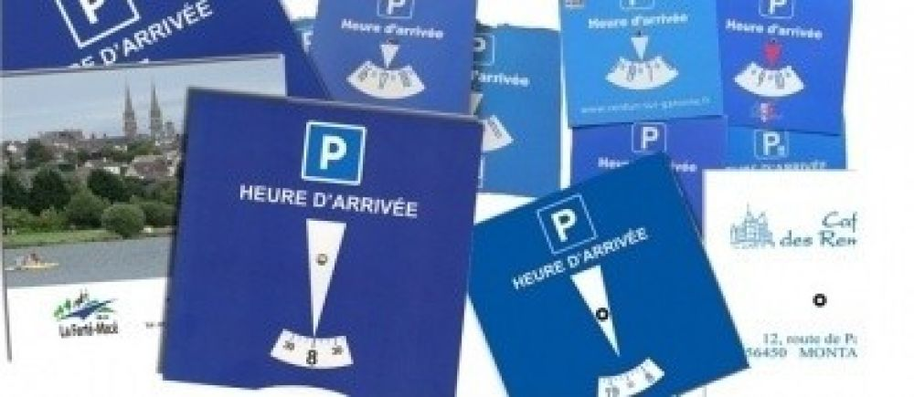 place parking disque
