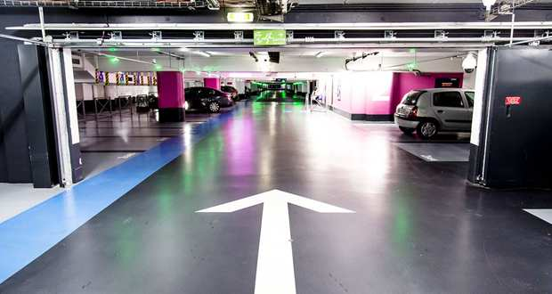 place parking indigo
