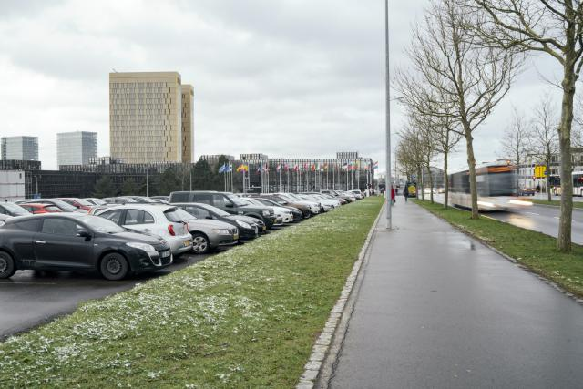 place parking kirchberg