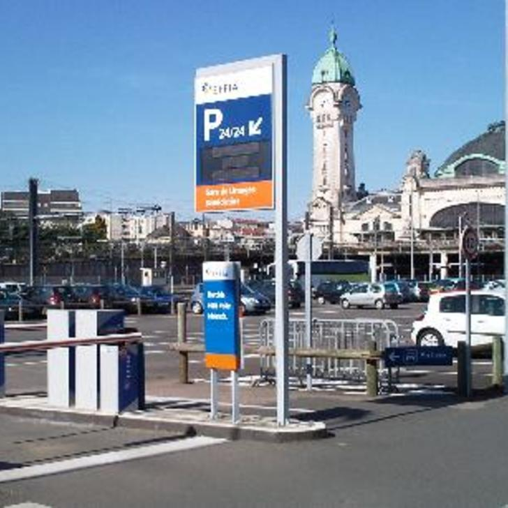 place parking limoges