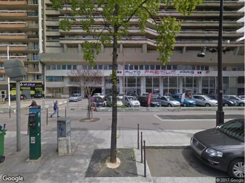 place parking paris 13