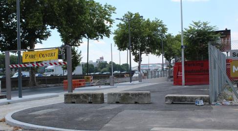 place parking quai perrache