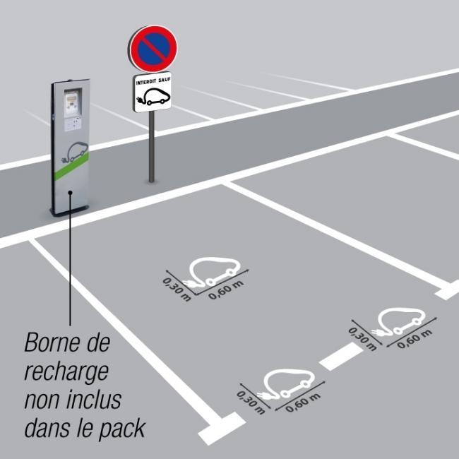 place parking voiture