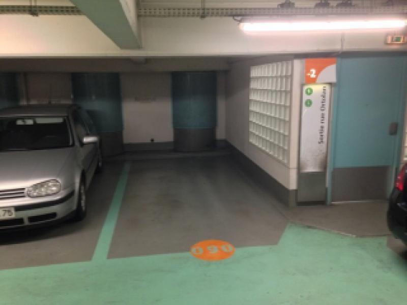 vente parking 75005
