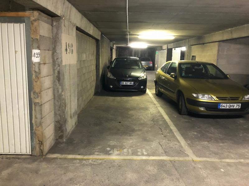 vente parking 75010