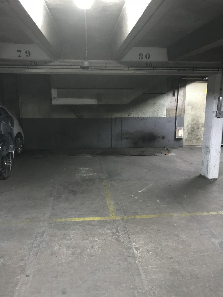 vente parking 75013