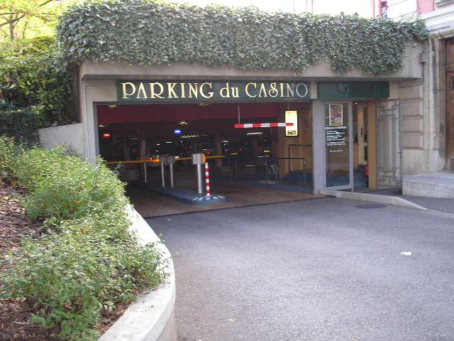 vente parking aix les bains