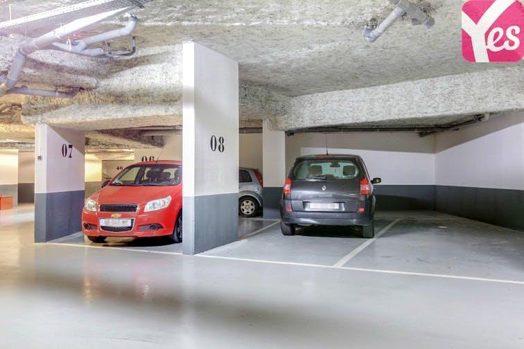 vente parking cachan