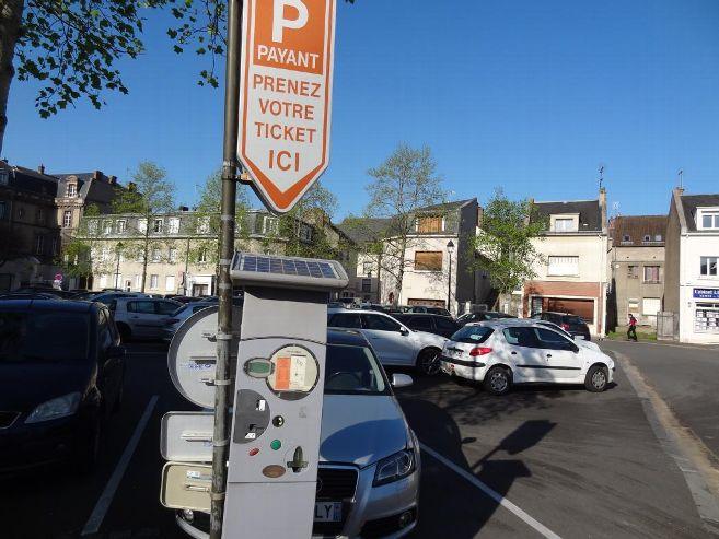 vente parking dreux
